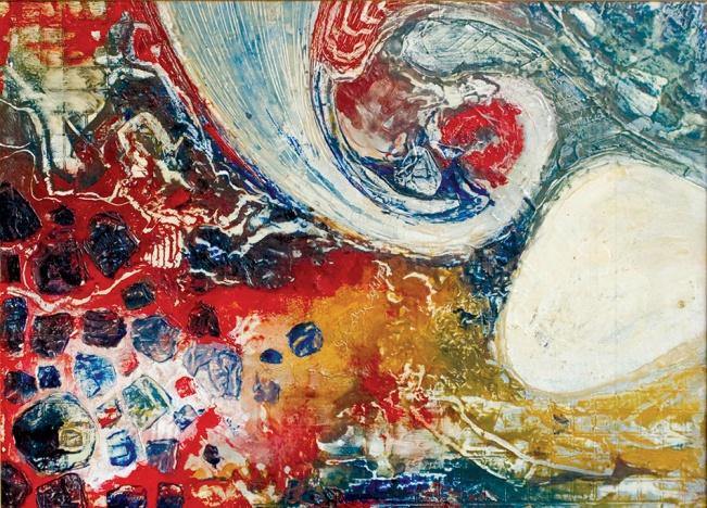 painting by Georgio Patrizio